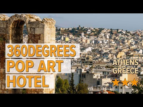 360Degrees Pop Art Hotel Hotel Review | Hotels In Athens | Greek Hotels