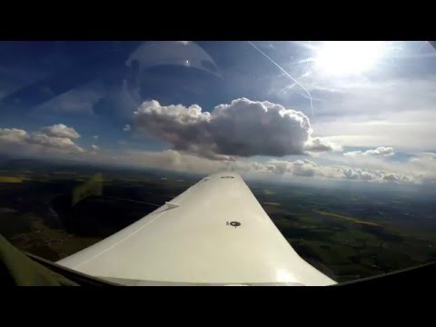 Grob Tutor Aerobatics - YouTube