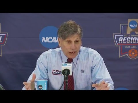 News Conference: Oregon State vs. DePaul Postgame