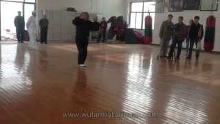 Baji Quan XingPi by Mr Xu RuiCai (1991 + 2013 versions)