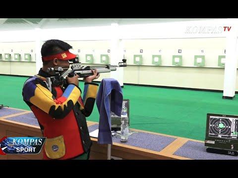 Pelatihan Dasar Senapan Angin Untuk Atlet Junior Youtube
