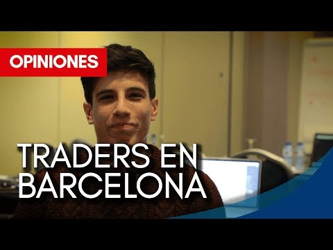 Traders en Barcelona comparten la experiencia
