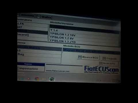 Multiecuscan 2 2 Fiat Punto 1 2 8v Mk2 188 Windows 8 8 1