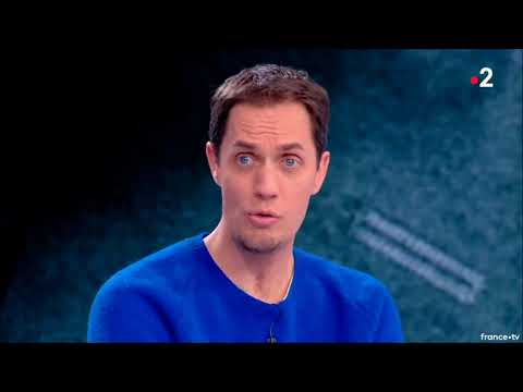 GRAND CORPS MALADE - INTERVIEW THOMAS SOTTO - PLAN B - 24 février 2018