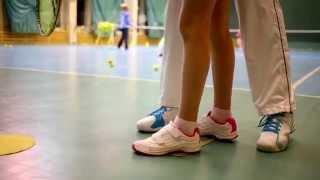 Большой теннис на Ивантеевской