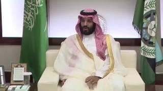 بالفيديو والصور.. الأمير محمد بن سلمان يستقبل كبار القادة والمسؤولين في وزارة الدفاع