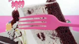Baskin Robbins Ice Cream and Cake Commercial