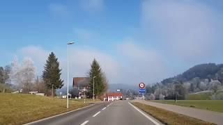 Gambar cover Driving through Neuthal (Bäretswil), Hörnen (Bauma) and Sternenberg