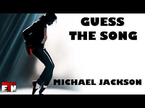 ETN Music Quiz - Guess The Song: Michael Jackson