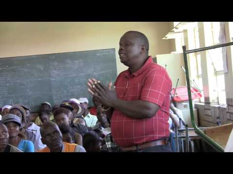 Former Mineworkers Struggling To Get Provident Fund