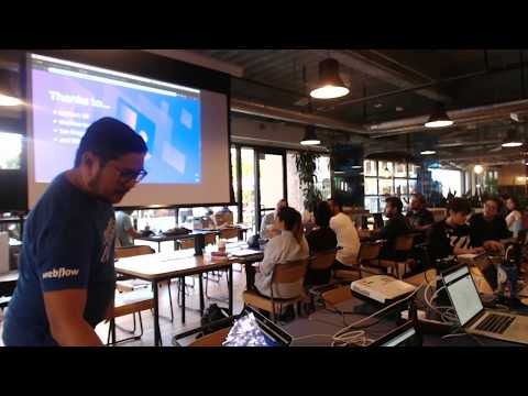 Creating A Dynamic Website Without Code - San Diego Web Design Meetup