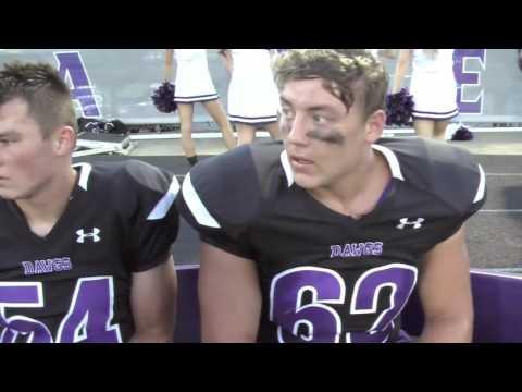 Fayetteville Bulldogs vs Bentonville Tigers 09-23-2016