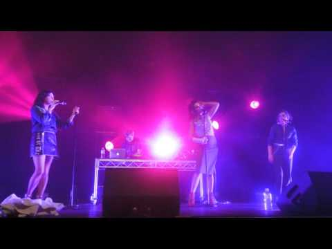 B*Witched - To You I Belong (Live Festival Hall, Melbourne 9/2/17)