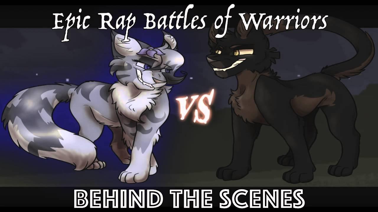 Behind The Scenes #5 - Epic Rap Battles of Warriors - Behind The Scenes #5 - Epic Rap Battles of Warriors