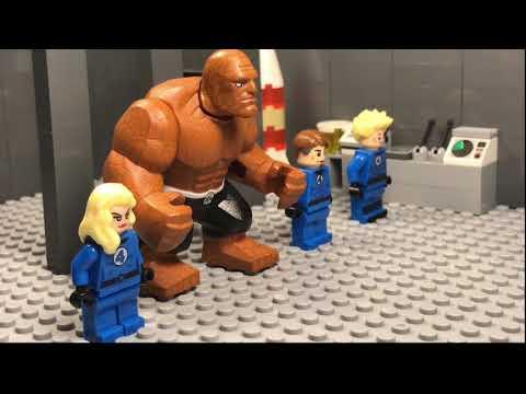 The Lego Fantastic Four Movie