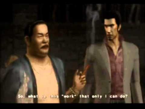 Let's Play Yakuza - Part 21 - Underground Something Illegal