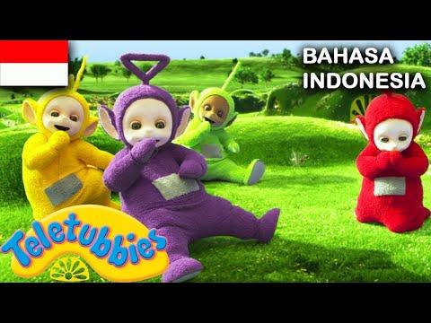 ★Teletubbies Bahasa Indonesia★ Bulat-Bulat - Main Balon - Mainan Baru | Kompilasi ★ Kartun Lucu HD