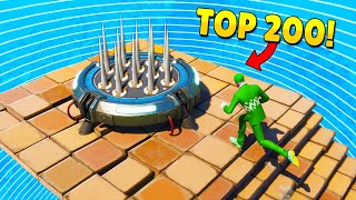 TOP 200 FUNNIEST FAILS IN FORTNITE (Part 3)