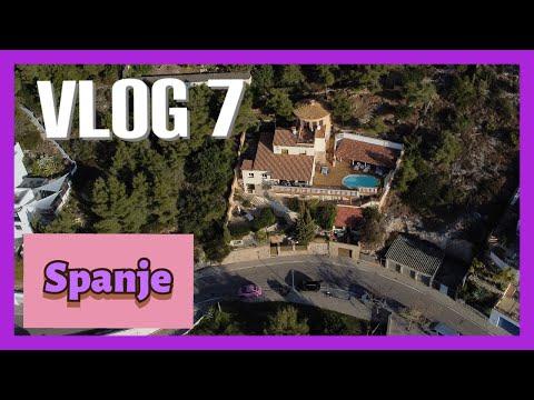 Op naar Spanje - Vlog 7 - Travel2Wonderland