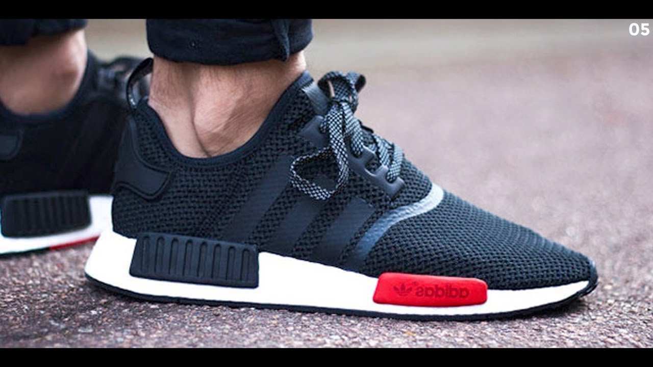95000ff11820f ON FEET  Footlocker EXCLUSIVE ADIDAS NMD - YouTube