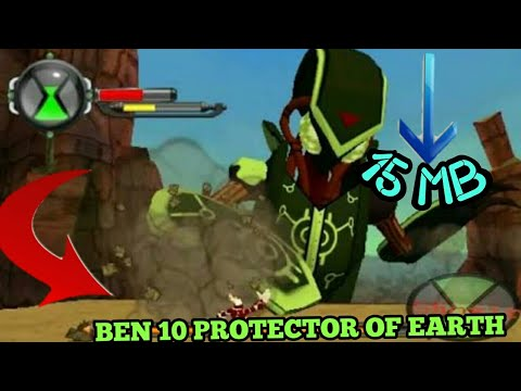 ben 10 protector of earth game free download for pc