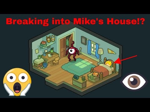 Drawn to Life Two Realms: Breaking into Mike's House |