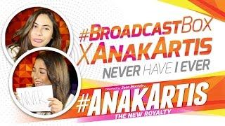 Never Have I Ever Games | #BroadcastBoxXAnakArtis