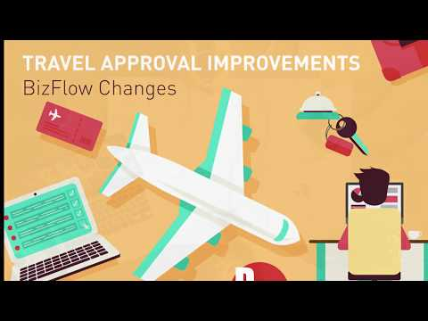 Travel Approval Improvements