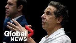 Coronavirus outbreak: NY Governor Cuomo expects 'apex' of COVID-19 cases in 4 to 8 days | FULL