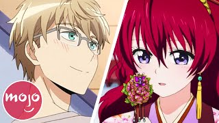 Top 10 Romance Anime to Binge Watch