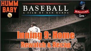 Baseball Inning 9 Rewatch & Recap - Clemente, Aaron, Fisk, Rose, the 1986 World Series & more.