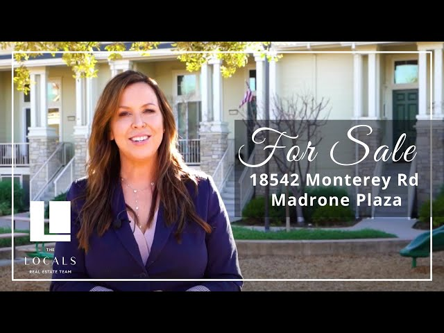 18542 Monterey Road and Madrone Plaza