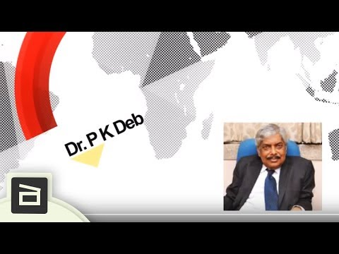 Dr. P.K. Deb at Cardiological Society of India Conference | Speaker Introduction | Amplify