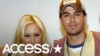 Enrique Iglesias & Anna Kournikova Share The First Photos Of Their Twins!
