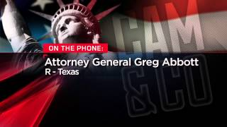 Texas Attorney General Greg Abbott on the NRA Annual Meetings in Houston