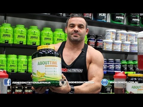 About Time WPI Review Genesis.com.au - Natural Whey Protein Isolate