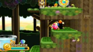 Let's Play Kirby Triple Deluxe Partie 1 : Kirby et le haricot magique