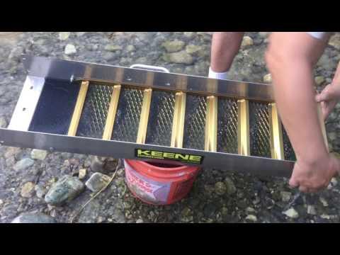 San Gabriel River Gold Prospecting