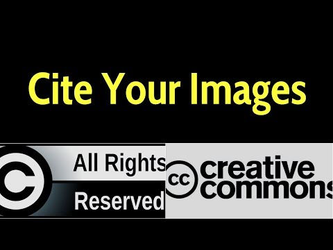 Cite Your Images | Using Google's Explore Tool
