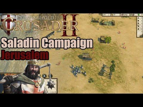 Stronghold Crusader 2 Saladin Campaign Mission 1 Crusader Incursion