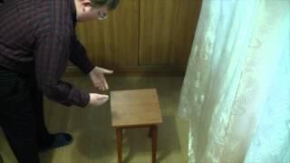 Умное кресло от Ниссан VS умная табуретка СКОЛКОВО