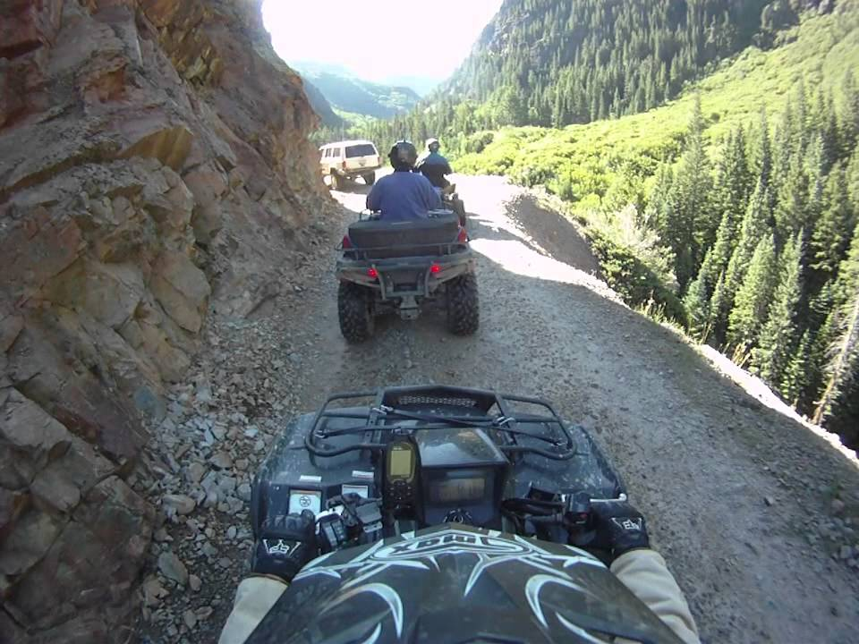Ouray Colorado Atv Trail Rides July 2011 Part 14
