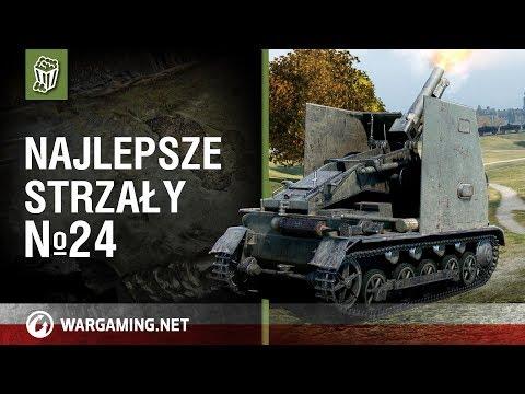 Najlepsze strzały №24 [World of Tanks Polska]