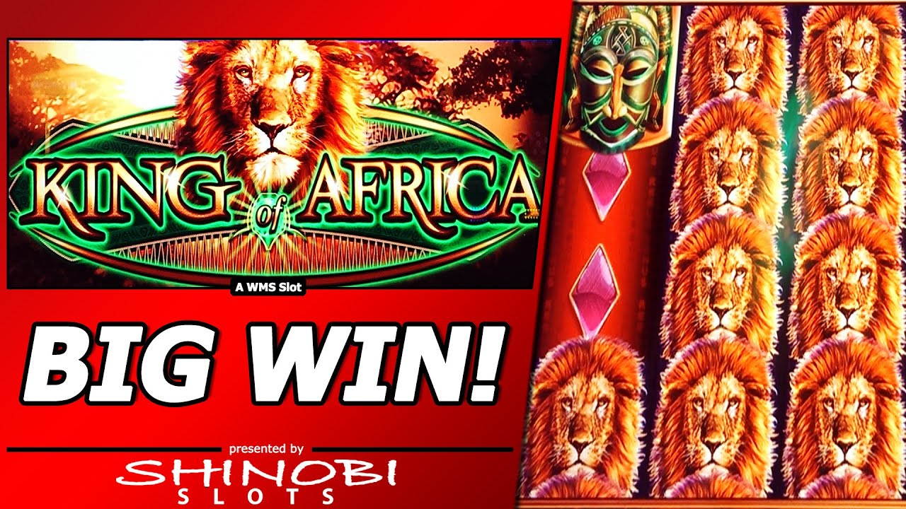 King Of Africa Slot Machine Free