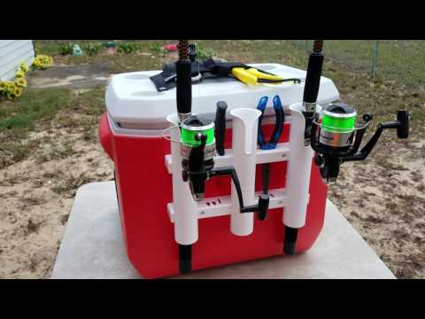NEW ACCESSORIES FOR FISHING COOLER