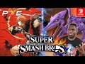 RUMOR: Ridley, Simon Belmont & Ice Climbers in Super Smash Bros. for Nintendo Switch