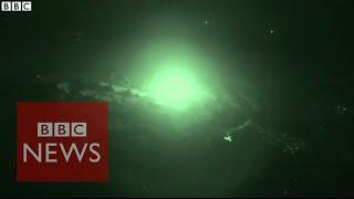 Islamic State: (Exclusive) BBC sees Iraq  air strikes on Mosul - BBC News