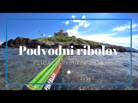 PODVODNI RIBOLOV | Plićaci: Proljeće 2018
