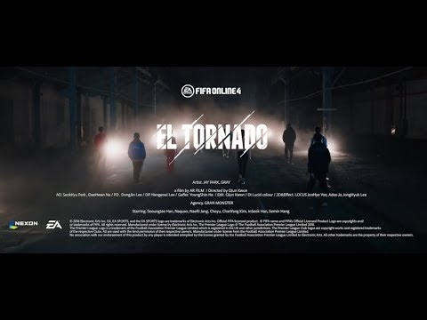 박재범 Jay Park, GRAY (그레이) - EL TORNADO
