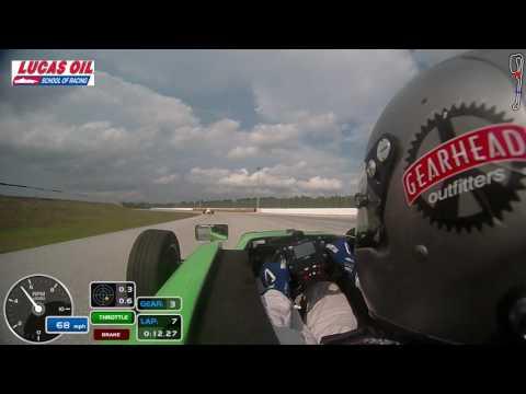 Lucas Oil Palm Beach Race 2 - Rookie Cameron Tedder 2nd Place